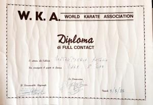 01 - WKA - Full Contact - 05.05.1985